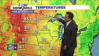 NBC26 Storm Shield weather forecast - Video