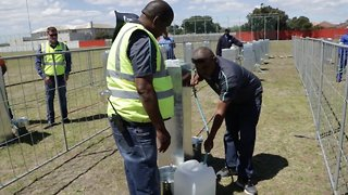 Cape Town Water Crisis Declared A National Disaster - Video