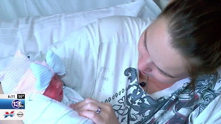 Mom's Baby Is Coming So She Heads to Hospital. Instead of Delivery, She's Sent Home with Medicine - Video