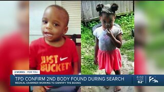 TPD confirms 2nd body found during search