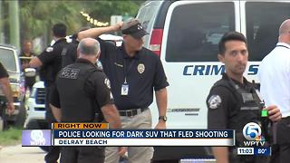 Police: 1 dead, 1 wounded  in Delray Beach shooting - Video