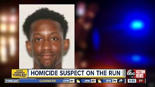 Deputies identify male suspect wanted in deadly shooting of woman in Pasco County