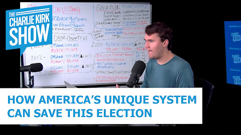 HOW AMERICA'S UNIQUE SYSTEM CAN SAVE THIS ELECTION