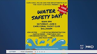 Cape Coral Police host water safety day
