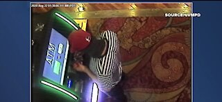 Las Vegas police looking for thief targeting elderly victims at local hotel-casinos