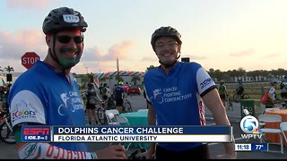 Dolphins Charity Bike Ride 4/6