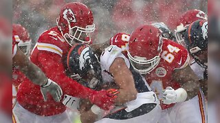 Chiefs' Pennel ready to represent Kansas City in playoffs