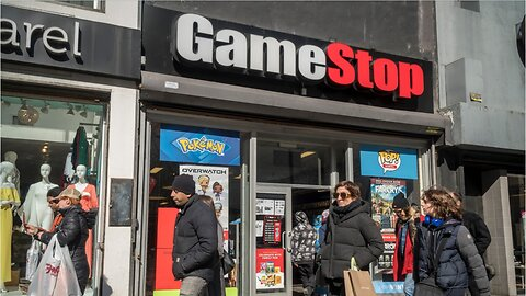 GameStop shares crash after report of disastrous quarter