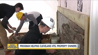 Program helping Cleveland Heights property owners