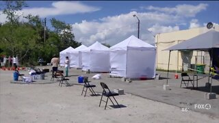 Doctors Without Borders supplements COVID-19 testing in Immokalee