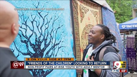 Friends of the Children: New Cincinnati chapter aims to help kids break cycle of poverty