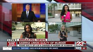 Reaction to verdict from Robert Limon's family and Sabrina Limon's family - Video