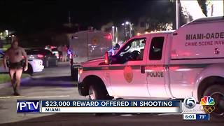 2-year-old shot in Miami - Video