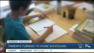 The Rebound Green Country: Parents turning to home schooling