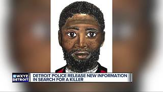 Police search for killer of young Detroit woman - Video