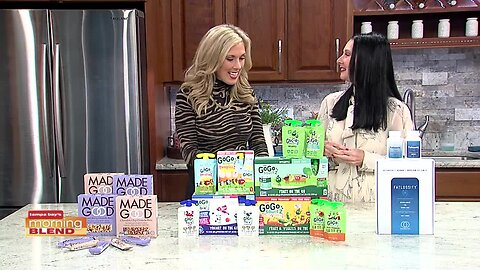 Jamie O'Donnell   Morning Blend