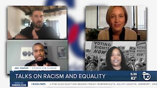 San Diego group helps lead talks on racism and equality