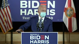 Joe Biden campaign speaks with NBC 26