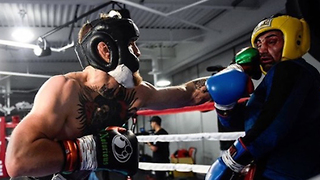 "Conor McGregor's Sparring Partner QUITS, Says Photos Are a LIE: ""I Beat the Brakes Off of Him!"" - Video"