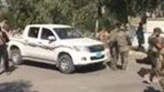 Iraqi Forces Take Over Last Kurdish-Held Area in Kirkuk - Video