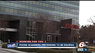 Equifax is NOT calling you, feds say - Video