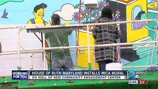 House of Ruth mural