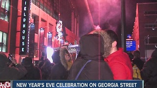 NYE in Indianapolis - Video