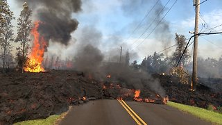Officials: Hawaiians Can Go Home, Briefly, Amid Air Quality Warnings