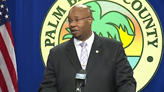 WEB EXTRA: Palm Beach County school officials hold news conference
