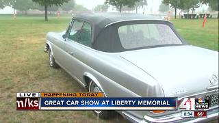 Great American Car Show - Video