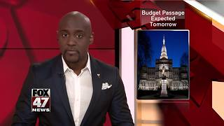 Michigan lawmakers poised to pass $57B budget - Video