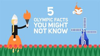 Rio 2016: Five surprising Olympic facts! - Video