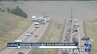 Douglas County asks for dash cam video in I-25 murder of young woman - Video