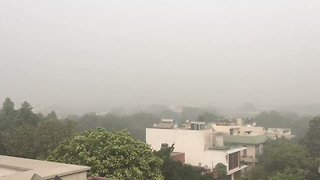 Experts Warn of New Spike in Air Pollution in Delhi - Video