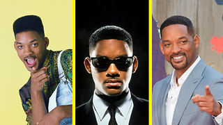 The Evolution Of Will Smith - Video