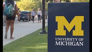 Surge in COVID-19 cases on college campuses in Michigan