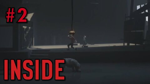 Playdead's INSIDE (Mind Control?) Let's Play! #2