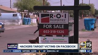 Crooks targeting homebuyers - Video