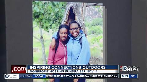 Inspiring Connections Outdoors teaching urban youth about the outdoors