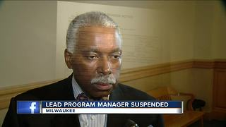 Milwaukee Health Department manager suspended before commissioner resigned - Video