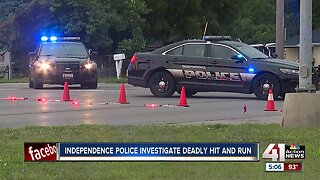 Woman killed in Independence hit-and-run