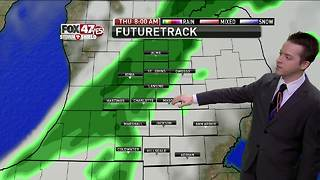 Dustin's Forecast 11-29 - Video