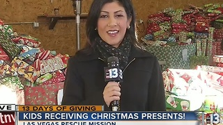 13 Days of Giving toy giveaway begins - Video