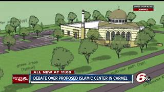 Proposed Islamic center causing controversy in Carmel - Video