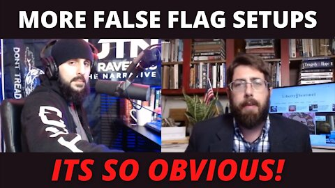THE FALSE FLAG ATTACK - IT'S SO OBVIOUS!!