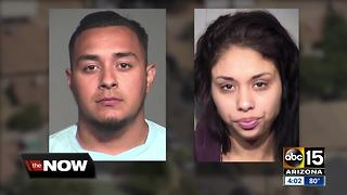 Police identify duo arrested in Phoenix pursuit - Video