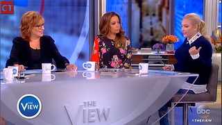 Watch: Meghan McCain Schools 'The View' Hosts on What Socialism Really Means