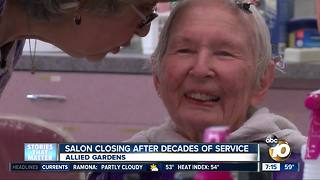 After decades of service, San Diego stylists hanging up their shears
