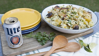 Get Grilling: Potato Salad - Video