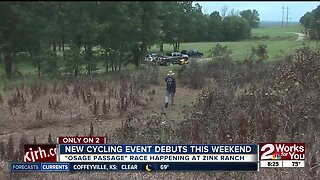 New cycling event debuts this weekend